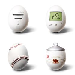 Some odd eggs