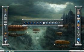 Argon Tabbed & Side Dock
