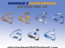 Sonique 2 Icons Special Edition Ver. 1.0