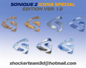 Sonique 2 Icons Special Edition Ver. 1.0