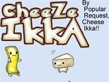 Cheese Ikka