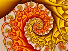 Thanksgiving Spiral
