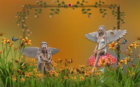 Garden Fairies