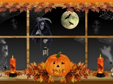 Halloween Window 2010