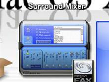 Creative Surround Mixer Aquafied