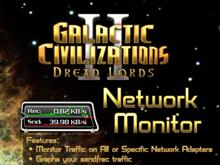 GalCiv II Network Monitor