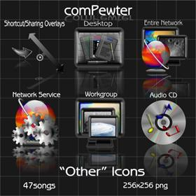 "comPewter (""Other"" Icons)"