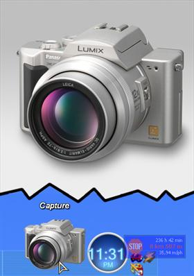Lumix FZ10 icon