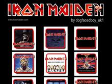 Iron Maiden General Pack