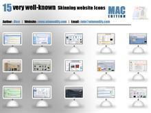 Skinning Website Icons -MACPACK-