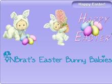 TNBrat's Easter Bunny Babies '05