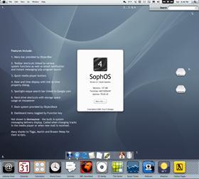 SophOS 4.7 (build Gazelle) Beta