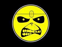 Iron Maiden - Yellow Eddie Hunter