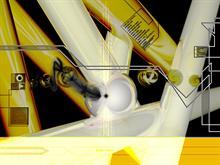 Black Hole - Yellow Intensity