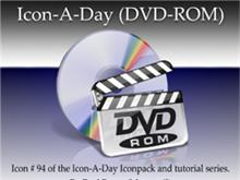 Icon-A-Day #94 (DVD-ROM)