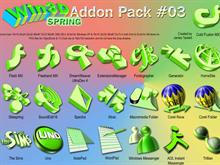 Win3D Spring Addon 03