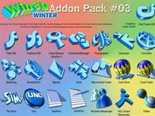 Win3D Winter OD Addon 03