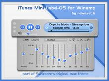 iTunes Mini Label-OS