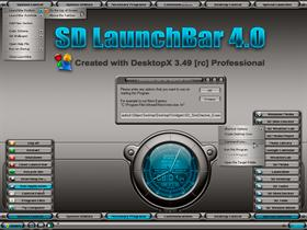 SD LaunchBar 4.0 for XP