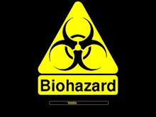 Biohazard boot