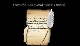 Old World ( Notepad )