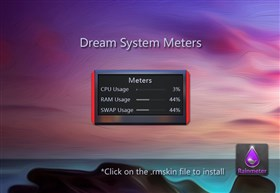 Dream System Meters
