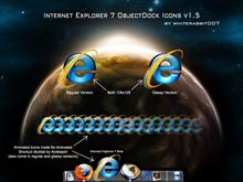 IE7 ObjectDock Icons v1.51