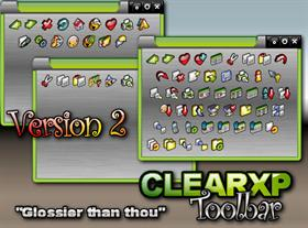 ClearXP Toolbar V2