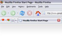 """Platinum"" For Firefox 2.0.0.8"