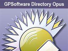 GPSoftware Directory Opus *enhanced icon*