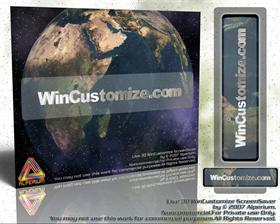 Live 3D WinCustomize.com ScreenSaver