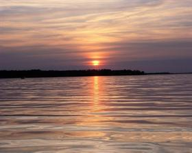 Oneida Lake Sunset