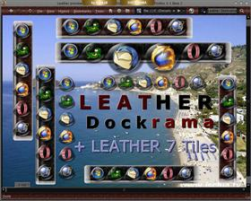 """ LEATHER Dockrama """