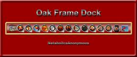 Oak Frame Dock