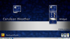 Cerulean Weather Widget