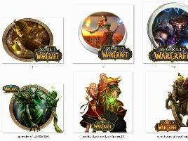 World of Warcraft Pack of Decent Icons