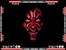 Darth Maul Lightsaber
