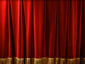 my red curtain