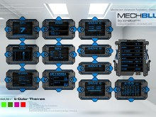 Mechanism Advanced Appliance -  Electric Blue