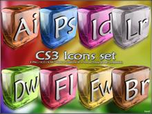 CS3 Icons set