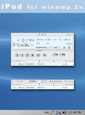 iPod for Winamp 2x