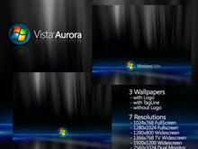 Vista Aurora Wallpaper Suite