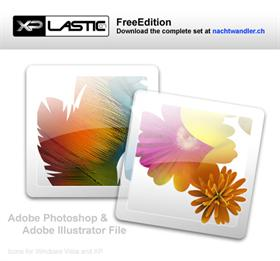 XPlastic07 Photoshop and Illustrator File
