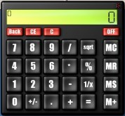 Scripted Calculator