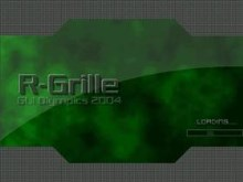 r-grille green boot
