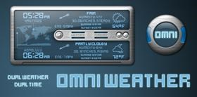 OMNI X2 Weather
