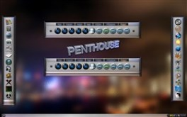 Penthouse Tabbed & Side Docks